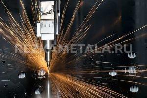 Лазерная резка стали 40х в Казани