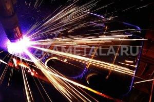 Плазменная резка листового металла в Казани