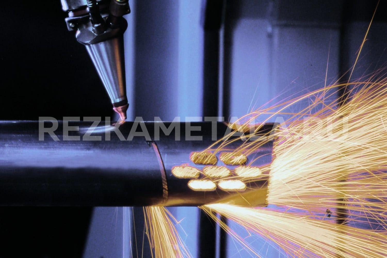Станок плазменной резки металла с чпу в Казани
