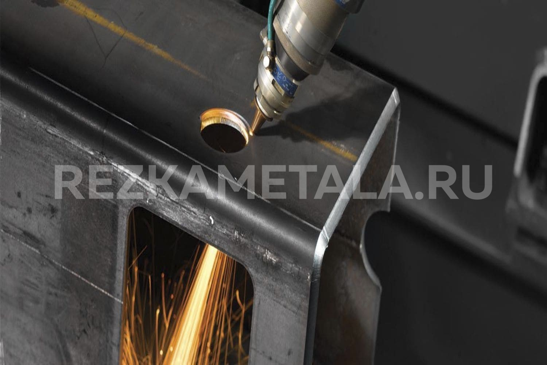 Точность плазменной резки металла в Казани