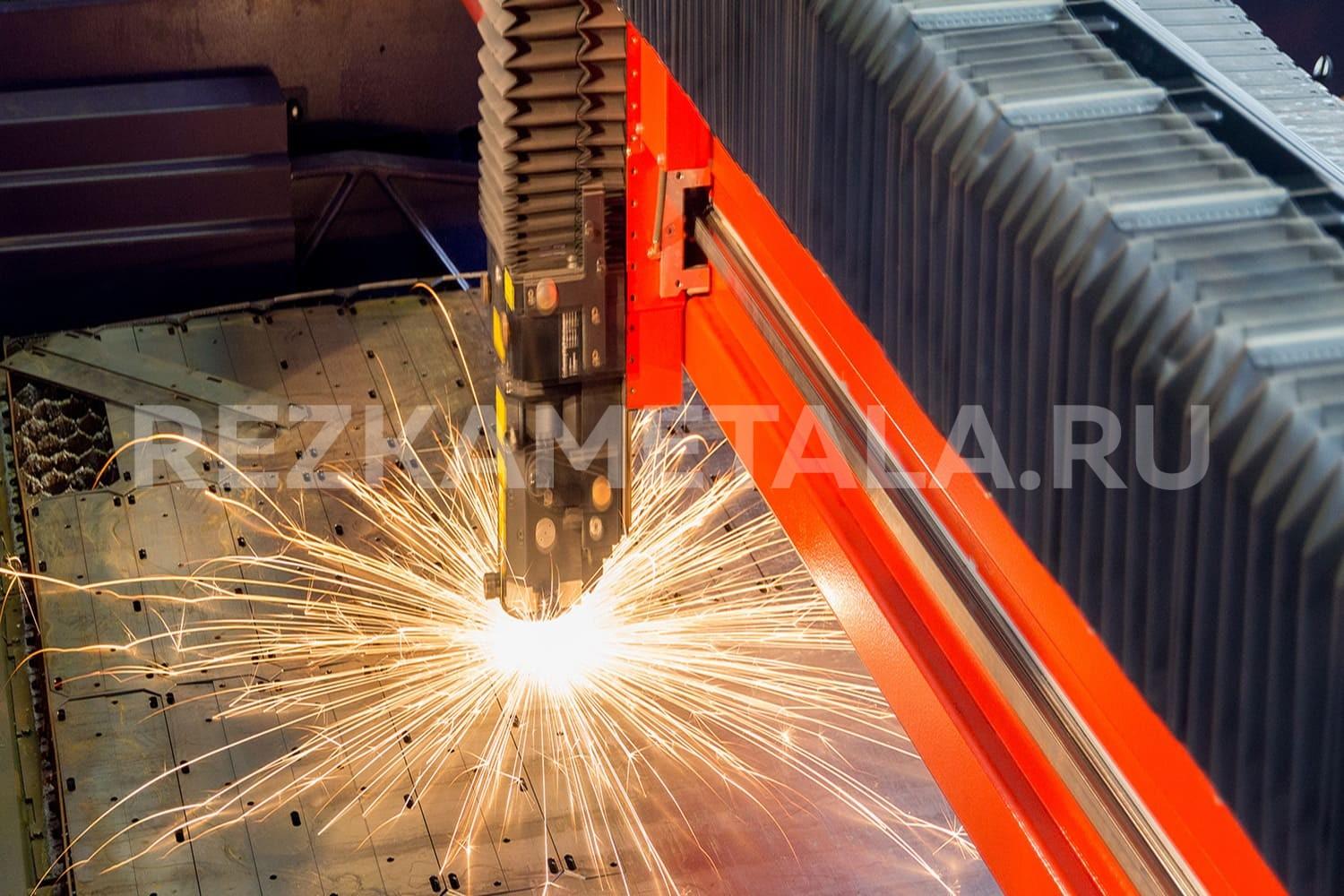Работа резка металла в Казани