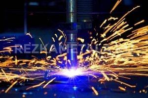 Резка металла co2 лазером в Казани