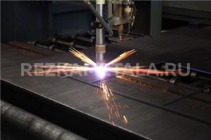Лазерная резка толстого металла в Казани
