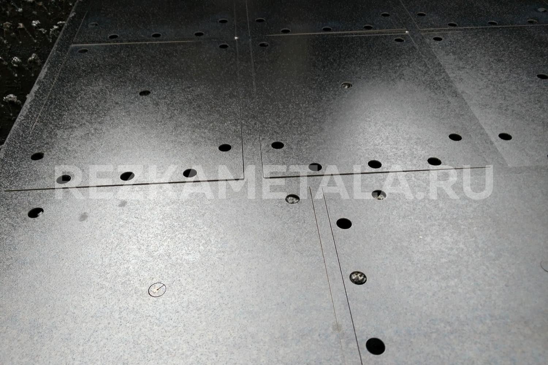 Услуги лазерной резки внитэп металл резка в Казани